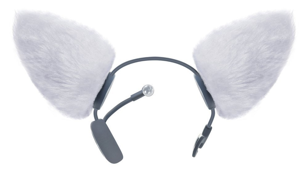 Necomimi Brainwave Cat Ears Novelty, One Color (Discontinued by manufacturer) by Necomimi