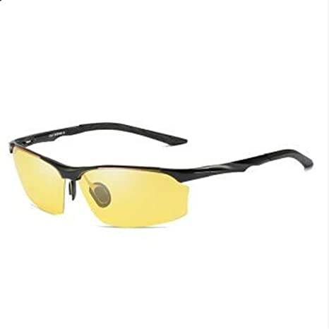 KOMNY Gafas de sol polarizadas, los hombres hombres, gafas, gafas de sol al