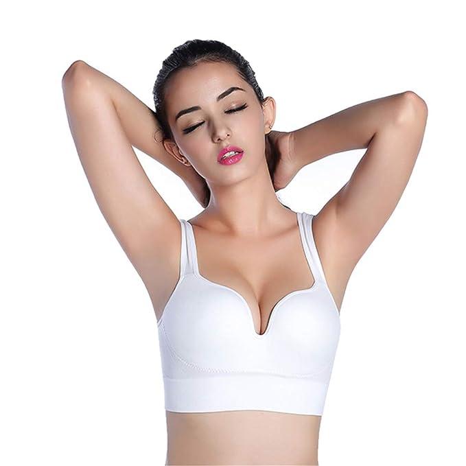 BaronHong Sujetadores Deportivos de Yoga Mujer Sujeción ...
