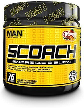 Man Sports Scorch Powder Mango product image