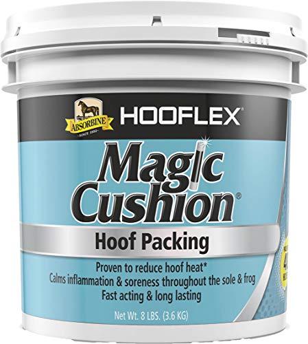 - Wf Young Absorbine Hooflex Magic Cushion Pain Swelling Hoof Bacterial Fungi 8 oz