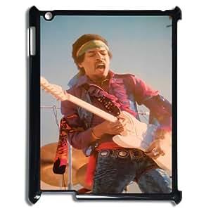 Hjqi - DIY Jimi Hendrix Cell Phone Case, Jimi Hendrix Custom Case for iPad2,iPad3,iPad4