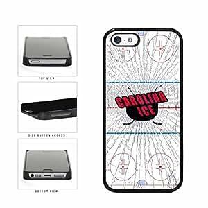 Carolina Ice Plastic Phone Case Back Cover Apple iPhone 5 5s