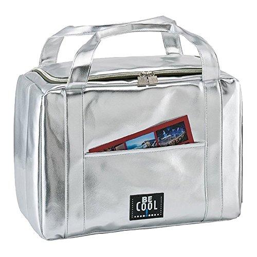 Be Cool City Kühltasche Silber