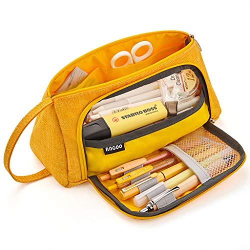 EASTHILL Big Capacity Pencil Case Large Pencil Pen Pouch Bag...