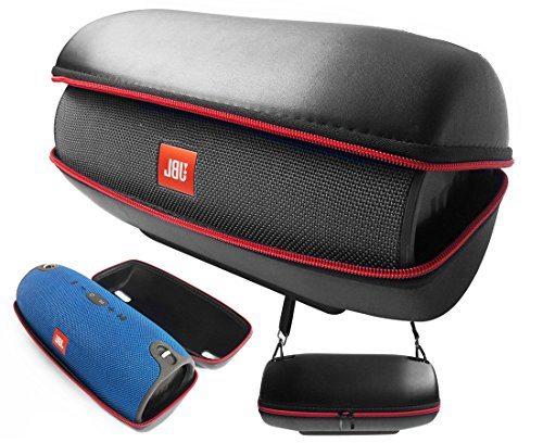 FitSand Carry Travel Zipper Portable Protective Hard Case Cover Bag Box for JBL Xtreme Portable Wireless Bluetooth Speaker