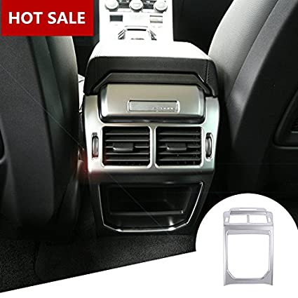2xRear Armrest Box Air Conditioning Trim Cover fit Land Rover Range Rover Sport