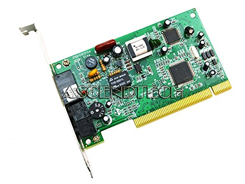 Generic - Dynex 56K V.92 Modem W/ Mic & Spk J - DX-M100 (Laptop 56k Modem)