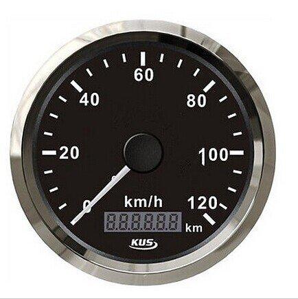 GPS Velocímetro 85mm Cuentakilómetros