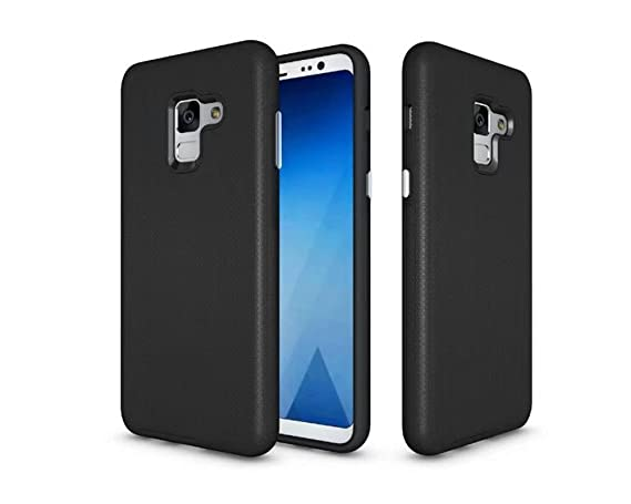 the latest 3d059 a5138 Galaxy A8 2018 (SM-A530 A530W) Samsung Cover, Skypillar Canada, Dual-Layer  Soft TPU Interior Rugged Impact [ Heavy Duty ] Hybrid Shock Proof Silicone  ...