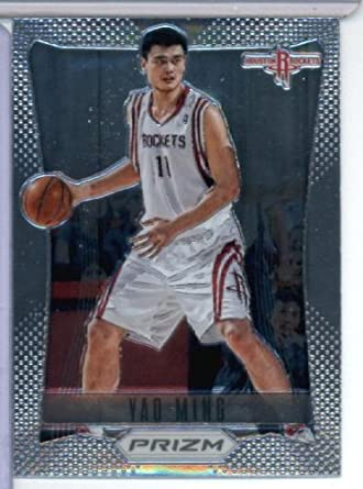 2006-07 Topps Finest Refractor #14 Yao Ming PSA 10 GEM MT Houston Rockets Card Basketbal