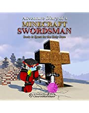 Quest for the Holy Cure: Adventure Diary of a Minecraft Swordsman, Book 4