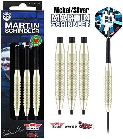 Bulls Martin Schindler Nickel Silver 22g