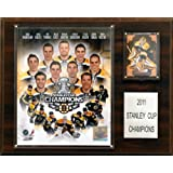 NHL Boston Bruins 2010-2011 Stanley Cup Champions Plaque