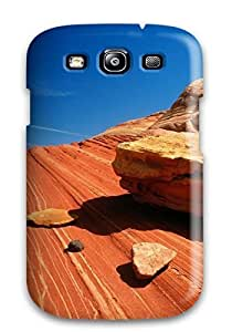 New Arrival Hot Rocks Red Valley Nature Other YVdoTmU1923yUfQA Case Cover/ S3 Galaxy Case