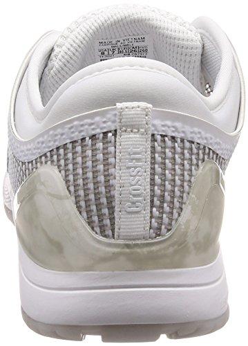 silver Uomo silver skull Nano Reebok Da R Grey Grey 8 White skull Bianco Fitness Crossfit 0 white Scarpe nxqq8OwTBP
