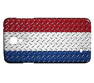 Funda Carcasa para Galaxy S4 Mini Bandera PAÍSES BAJOS 05
