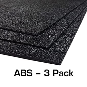 ABS Plastic Sheet White 1//16 x 32 x 24