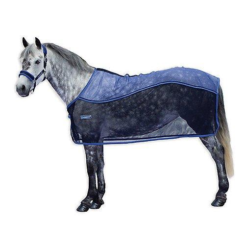 Loveson Net Cooler Sport 78 Navy/Blue (Horse Blue Navy Blanket)