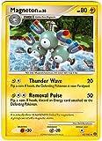 Pokemon Diamond & Pearl Stormfront Single Card Magneton #43 Uncommon [Toy]