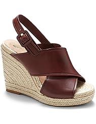 Vince Camuto Davena Womens Espadrille Shoes VI-DAVENA-NCCL (Standard Width) Nocciola