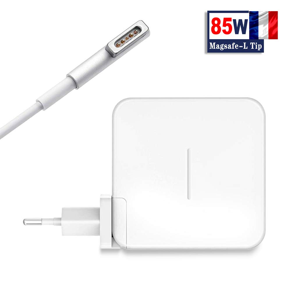 AMERIGUY Compatible con Cargador MacBook Pro/Air, 85W ...