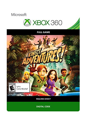 Kinect Adventures - Xbox 360 Digital Code by Microsoft