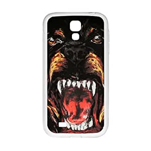 Givenchy Rottweiler Pattern Plastic Case For Samsung Galaxy S4