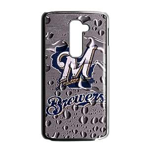 MLB - Milwaukee Brewers - Milwaukee Brewers - Custom Case for LG G2