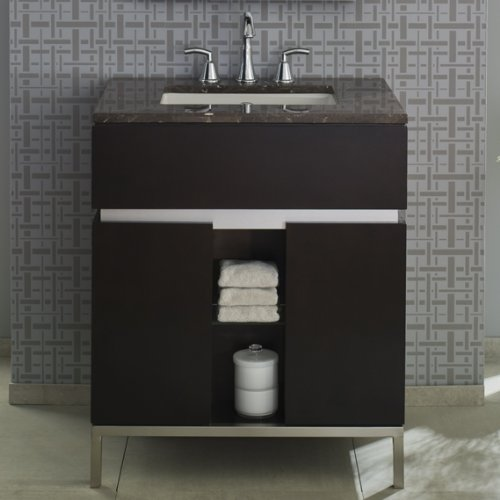 033056565667 - American Standard 0618.000.020 Studio Undercounter Bathroom Sink, White carousel main 2