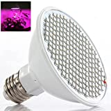 CALAP-STORE - E27 200 LED Flower Plant Grow Light 20W Vegetable Seeding Growing Light Lamp Bulb For Home Garden Greenhouse Family Balcony