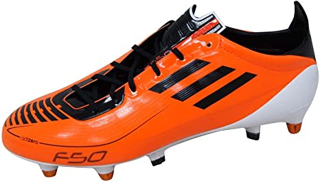 scarpe da calcio adidas f50 arancioni