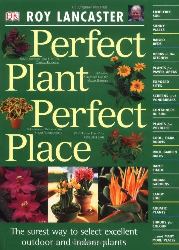 Read Online Perfect Plant, Perfect Place PDF
