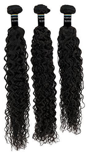 """NEO 22""""24""""26"""" Inch Bohemian Deep Curly Hair Extensions Best Quality Virgin Remy Human Hair Double Weft Weave Natural Black Color Real 7A Grade 3 Bundles 270g per Lot."""