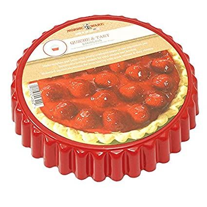 Nordicware Quiche and Tart Baking Pan