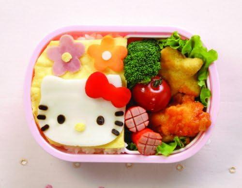 SANRIO Hello Kitty Lunch Box Bento Ham Cheese Shape Mold For  Bento