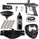Action Village Azodin Epic Paintball Gun Package Kit (Kaos) (Black) For Sale