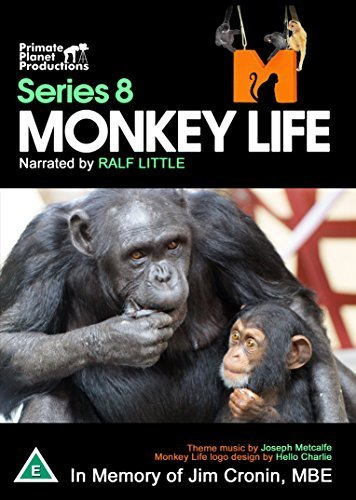 Monkey Life (Monkey Life - Series 8 DVD - Primate Planet Productions)