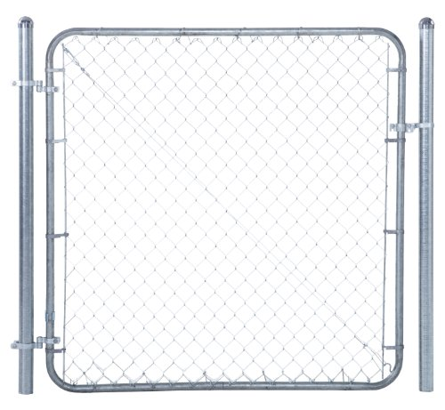 Gate Standard Package - Fit-Right Chain Link Fence Walk-through Gate Kit (24