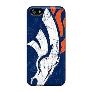 New HAEOo21146SrIQX Denver Broncos Skin Case Cover Shatterproof Case For Iphone 5/5s
