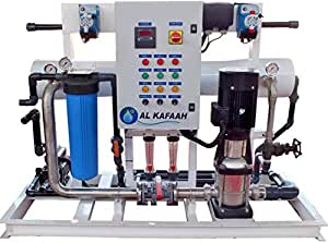 RO Water Desalting/Filtration System - 5000 Gal/d