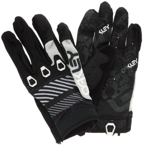 Oakley Men's Automatic Bike Glove  (Black, - Oakley Bikes