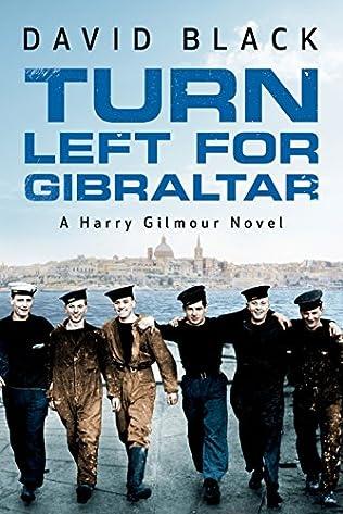book cover of Turn Left For Gibraltar