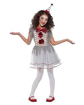 Traje Vintage Horror Clown Girl L: Amazon.es: Juguetes y juegos