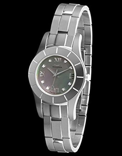 Sandoz 72552-05 - Reloj de Señora metálico
