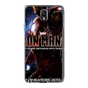 Shockproof Hard Cell-phone Case For Samsung Galaxy Note3 With Unique Design HD Ant Man Pictures AlainTanielian