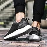 GESIMEI Men's Breathable Mesh Tennis Shoes