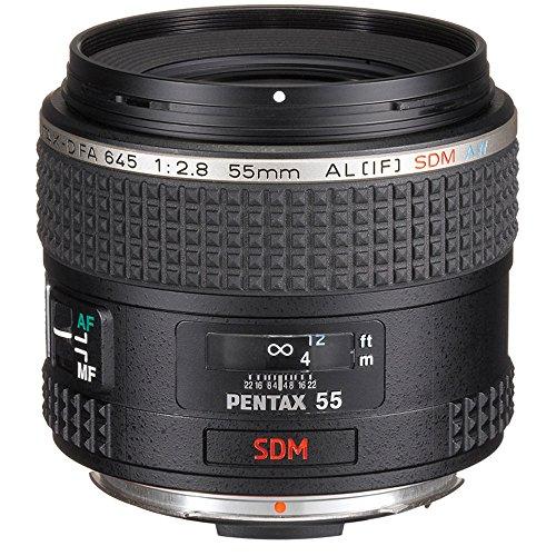 (Pentax D FA 645 55mm f/2.8 AL [IF] SDM AW Lens)