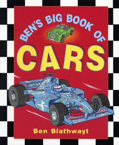 Ben's Big Book of Cars pdf epub