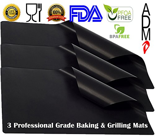 Professional Grade Reusable Non Stick Baking